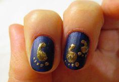 NAT | nail art tutorials