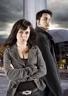 Jack and Gwen (Torchwood)