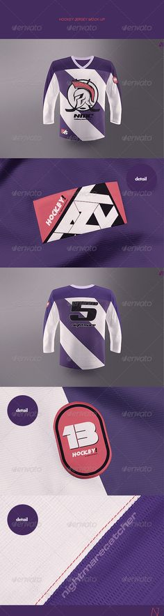 Hockey Jersey Mock-up | Download: http://graphicriver.net/item/hockey-jersey-mockup/8564756?ref=ksioks