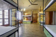 Hostel Little Quarter - Basic 8 Bed Mixed Dorm East Bay, Outdoor Furniture Sets, Outdoor Decor, Hostel, Dorm, Sacramento, Architecture, Bed, Modern