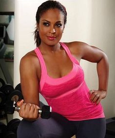 Laila Ali Thanks a lot a lot! What do you think about this beautiful photo? Please make a commnet below. Layla Ali, Boxe Fight, Sporty Girls, Healthy Beauty, Beautiful Black Women, Beautiful Ladies, African Beauty, Athletic Women, Female Athletes