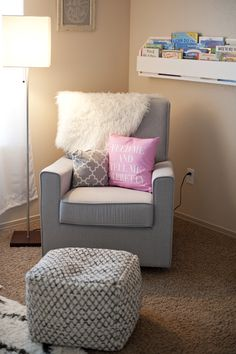 Delta Avery Nursery Glider Chair Grey Black Bar Stool Chairs 50 Best Gliders Images In 2019 Children Eva Upholstered Heather Beautifully Incorporated Into Blake S Indie Via