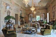 Villa Tasca - Luxury Villa in Palermo, Sicily