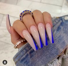 In seek out some nail designs and ideas for your nails? Here is our set of must-try coffin acrylic nails for fashionable women. Matte Nails Acrylic, Summer Acrylic Nails, Colored Acrylic Nails, Stiletto Nail Art, Marble Nails, Ballerina Acrylic Nails, Summer Stiletto Nails, Ballerina Nails Shape, Classy Acrylic Nails