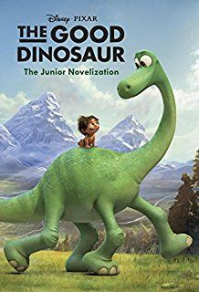 "Review of ""The Good Dinosaur"" book and movie."