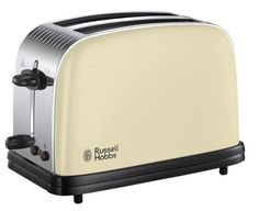 Russell Hobbs Colour Plus 2-Slice Toaster Best Waffle Maker, Electric Toaster, Stainless Steel Toaster, Sandwich Toaster, Smoothie Makers, Piece Of Bread, Best Sandwich, Good Find