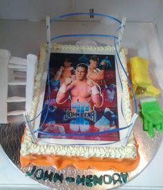 John Cena Cake Cakes Pinterest John cena Cake and Birthdays