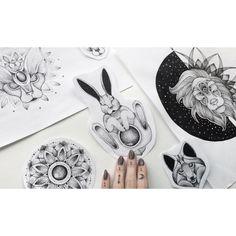 #painting #art #instaart #artoflife #tattooart #draw #drawing #artwork #artist #tattooartist #tattoosketch #sketch #design #creative #скетч #эскиз #dot #dotwork #рисуйкаждыйдень #illustration #illustrate #иллюстрация #ярисую #artoftheday #picture #процессы #dotrabbit #rabbittattoo #rabbitsketch #blacktattoo
