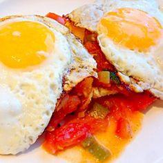 Huevos Rancheros - Reseptit – Kotiliesi