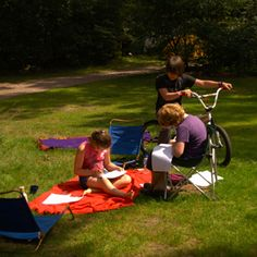 Kindercamping in Brabant