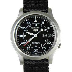 Seiko Military SNK809K2 Watch (New with Tags) – ONEdigitals Australia