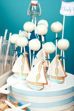 Le Candy Bar - Sweet Table etc: Table à desserts - Bord de mer