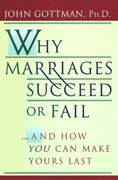 "Dr. Ross Ungerleider's recommended reading for residents - substitute word  ""marriage"" for relationships/teams."