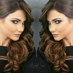 ❤❤❤❤❤❤❤ #Repost @itziakbeauty ・・・ Nuestra @senoritapanamaoficial @keitydrennan nuestra máxima  #makeup by @itziakbeauty #hairByMySelf