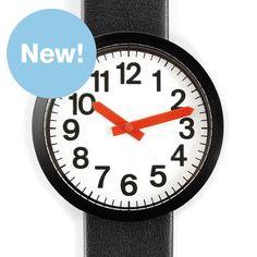 Milano+Metro watch by NAVA. Available at Dezeen Watch Store: www.dezeenwatchstore.com