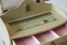 I さんの作品・お道具箱 の画像|Atelier Muguet - Cartonnage-