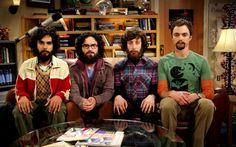 big-bang-theory big bang theory tv television actors humor funny sitcom men males beards room celebrities wallpaper background