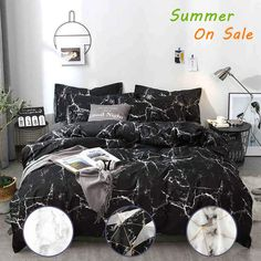 Microfiber Kids Comforter Sets with Pillowcases 2 Pillowcases 1 Comforter ENCOFT 3D Football Comforter Bedding Sets for Teen Kids Twin//Full Size 3 Pieces
