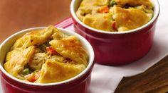 Chicken Pot Pie Recipes - BettyCrocker.com