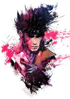 Gambit by ~VVernacatola on deviantART
