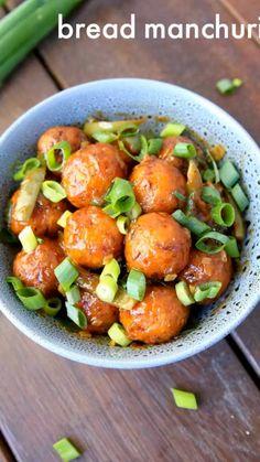 Manchurian Recipe Vegetarian, Tasty Vegetarian Recipes, Spicy Recipes, Indian Food Recipes, Cooking Recipes, Veg Recipes Snacks, Dry Snacks, Puri Recipes, Pakora Recipes
