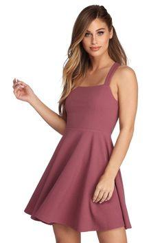 Elegant dresses - Such A Flirt Skater Dress – Elegant dresses Hoco Dresses, Mermaid Dresses, Dance Dresses, Homecoming Dresses, Sexy Dresses, Casual Dresses, Fashion Dresses, Dresses For Work, Formal Dresses