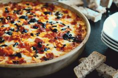 Simply Gourmet…Where food, family and friends gather.: 188. Pizza Dip