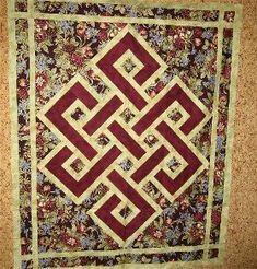 Gordian Knot Quilt Pattern Free - Bing Images More