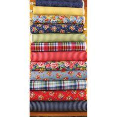 Windham Fabrics Newport Flannel 12 Fat Quarters | Precuts