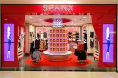 14. She visits the store and instantly, an expert SPANX stylist offers her a complimentary one-on-one styling session. She is pleasantly surprised and is very impressed with the level of customer service. The stylist shows her ways in which she can incorporate more SPANX products into her life. Kim felt like a VIP that day and left the store with new SPANX products.
