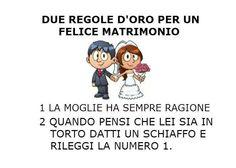 Vita matrimoniale