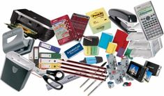 Sagwholesale Provides most important office stationery are-Notepad, pens, diaries, papers, files and folders, staplers, small pins, adhesive tubes and many more at a desirable price.
