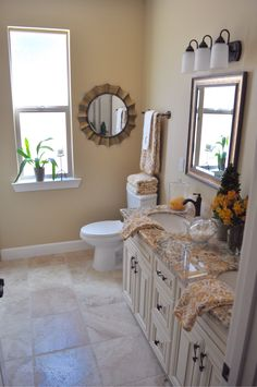 This bathroom is furnished beautifully. Home Design Decor, Dream Home Design, House Design, Home Decor, Bathroom Linen Closet, Hall Bathroom, Bathroom Ideas, Victorian Bathroom, Upstairs Bathrooms