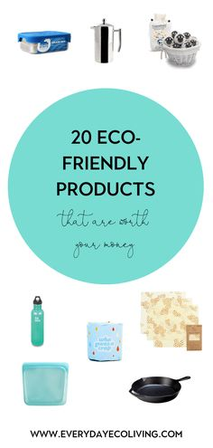 Are you skeptical about which eco-friendly products are actually worth your money? Here's a roundup of 20 products that are worth the investment! Sustainable Design, Sustainable Living, Zero Waste, Eco Friendly Cleaning Products, Green Living Tips, Natural Parenting, Eco Friendly House, Green Life, Sustainability