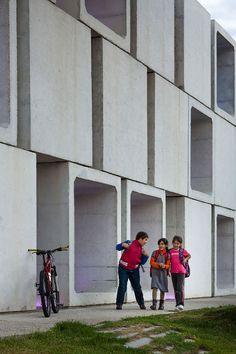 Gallery - Biblioteca Antonio Gala / Francisco López + Gudula Rudolf - 3
