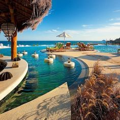 Resort at Pedregal #CaboSanLucas #resortatpedregal  via @earth.explorer_