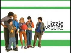 Lizzie McGuire Theme song lyric video