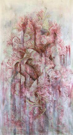 Anne von Freyburg's work evokes feelings of feminine excess https://www.celesteprize.com/artwork/ido:422024/