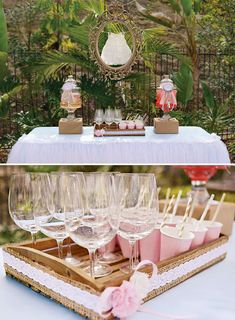 Twinkle, Twinkle Little Star Baby Shower // Hostess with the Mostess®