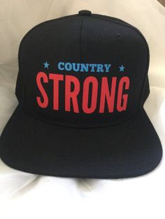 Country Strong Red and Blue Hat – Dashing Pearl