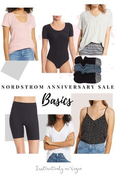Nordstrom Anniversary Sale 2020 Preview - Instinctively en Vogue - fall basics you need on sale!