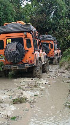 Indonesia Offroad Expedition (Rudy Reza Siregar)