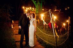 "Today we're sharing the beautiful wedding of a Lydia and James, who set out to throw a ""Great Gatsby meets Summer Barbecue"" fete. Summer Barbecue, Wedding Inspiration, Wedding Ideas, Chinese Lanterns, Marquee Wedding, Dublin Ireland, Where The Heart Is, Sparklers, Fairy Lights"