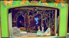 Spanish Toy Theatre 6 set by Trishymouse, via Flickr  http://flickrhivemind.net/Tags/toytheatre/Interesting