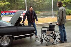 SPN Season Xl Dean Sam
