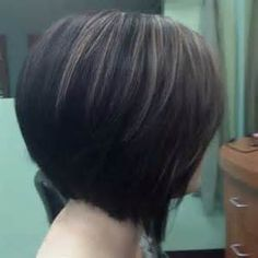 ... Bob Hairstyles stacked short