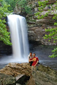 Taken with the tripod at Petit Jean State Park in Arkansas.  I highly recommend this park if you like hiking or photography.  It was absolutely beautiful!!!