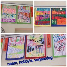 Verjaardagskalender. Art Birthday, Frame, Seo, Art Ideas, Frames