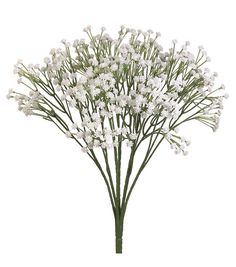 "Bloom Room 19"" Babys Breath Bush-White 9.99 in store"