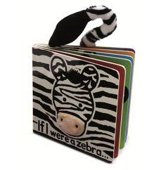 Jellykitten Library  If I Were a Zebra Book